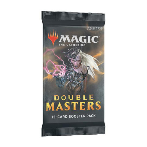 double masters booster englisch